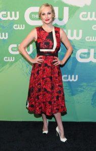 CW Upfronts 2016 - Candice King 3
