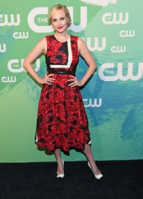 CW Upfronts 2016 - Candice King 4