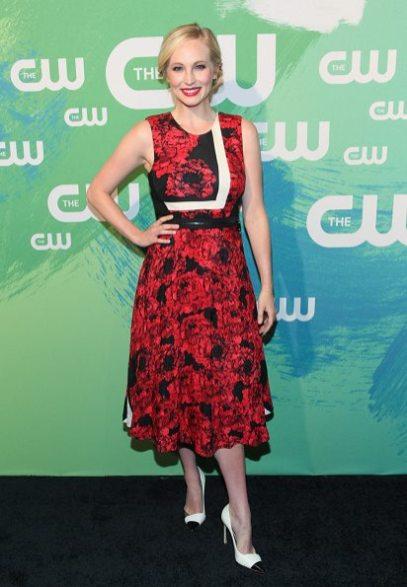 CW Upfronts 2016 - Candice King 5