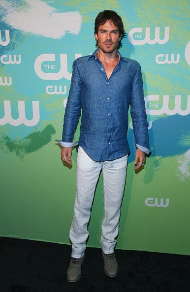 CW Upfronts 2016 - Ian Somerhalder 4