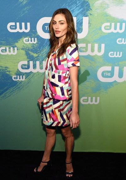 CW Upfronts 2016 - Phoebe Tonkin 5