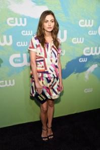 CW Upfronts 2016 - Phoebe Tonkin 6