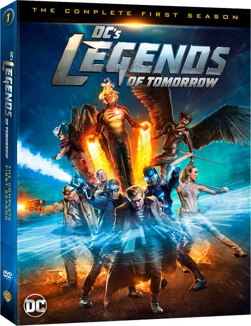 DVD Legends of Tomorrow S1