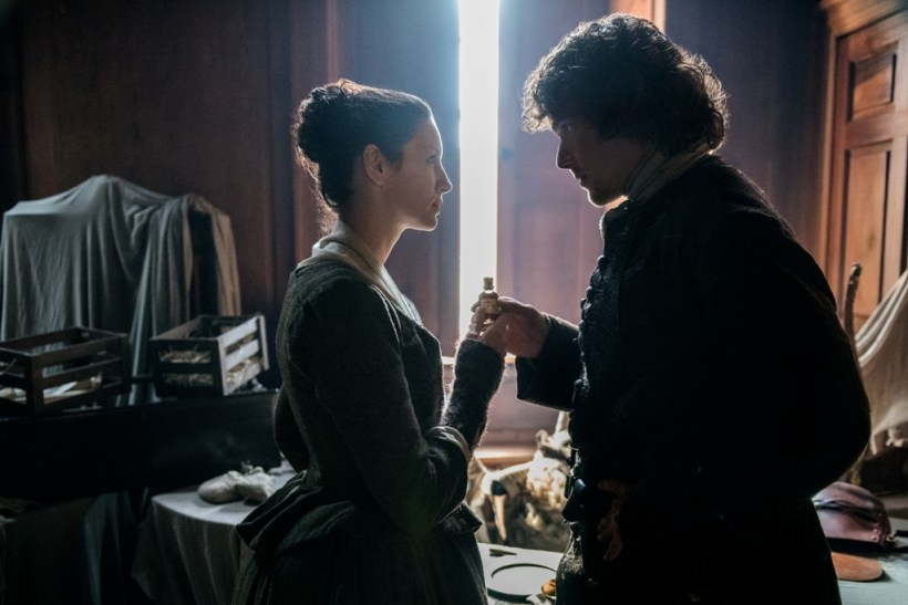 Outlander 2x13-16