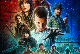 Stranger Things 4 ep challenge