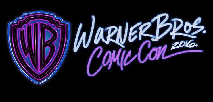 WB Comic Con 2016