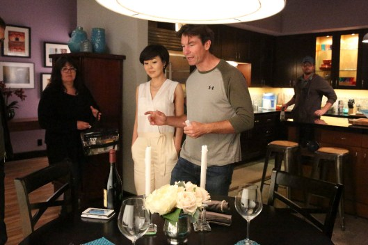 BTS Mistresses 4x10 - JERRY O'CONNELL (DIRECTOR), YUNJIN KIM