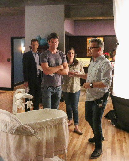 BTS Mistresses 4x10 - JERRY O'CONNELL (DIRECTOR), DAVID SUTCLIFFE, ALANA MASTERSON