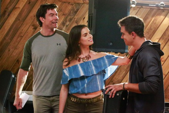 BTS Mistresses 4x10 - JERRY O'CONNELL (DIRECTOR), HILTY BOWEN, ROB MAYES