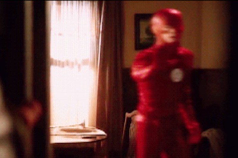 The Flash Season 3 New Costume