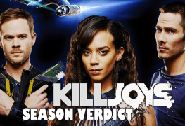 Killjoys S2 Verdict