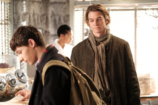 Once Upon A Time 6x02 - JARED GILMORE, CRAIG HORNER