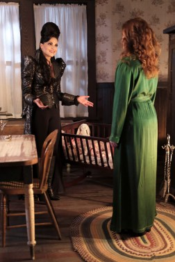 Once Upon A Time 6x02 - LANA PARRILLA