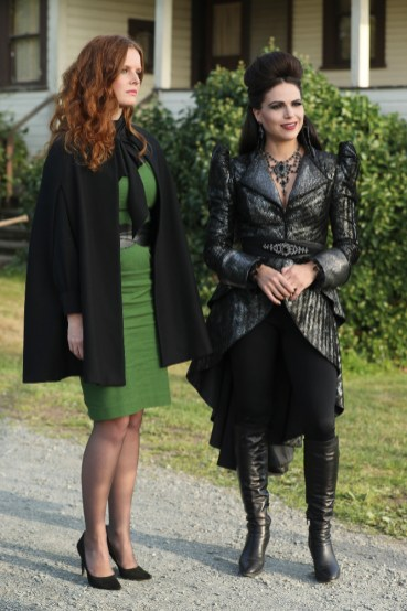 Once Upon A Time 6x06 - REBECCA MADER, LANA PARRILLA