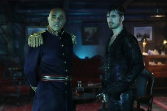 Once Upon A Time 6x06 - FARAN TAHIR, COLIN O'DONOGHUE