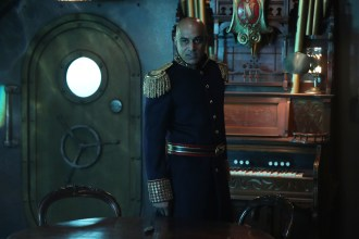 Once Upon A Time 6x06 - FARAN TAHIR