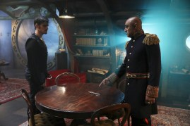 Once Upon A Time 6x06 - COLIN O'DONOGHUE, FARAN TAHIR