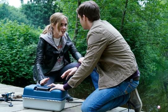 Beyond 1x06 - EDEN BROLIN, BURKELY DUFFIELD