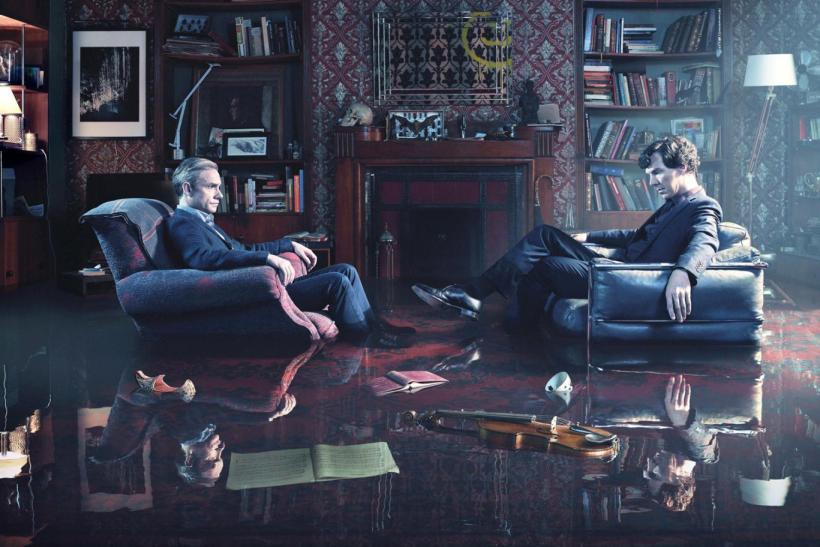 Sherlock S4 Cast 2