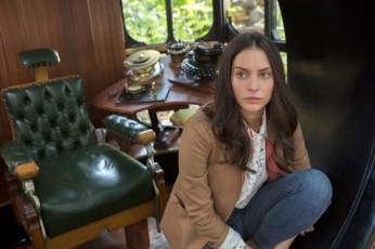 TIME AFTER TIME 1x04 -GENESIS RODRIGUEZ