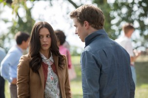 TIME AFTER TIME 1x04 -GENESIS RODRIGUEZ, FREDDIE STROMA