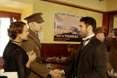 TIME AFTER TIME 1x05 - LESLIE FRAY, CAMERON CUFFE, JOSH BOWMAN