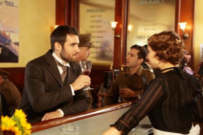 TIME AFTER TIME 1x05 - JOSH BOWMAN, LESLIE FRAY
