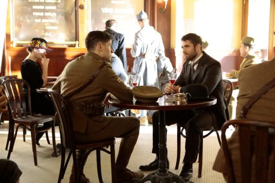 TIME AFTER TIME 1x05 - CAMERON CUFFE, JOSH BOWMAN