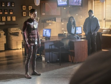 The Flash 3x16-12