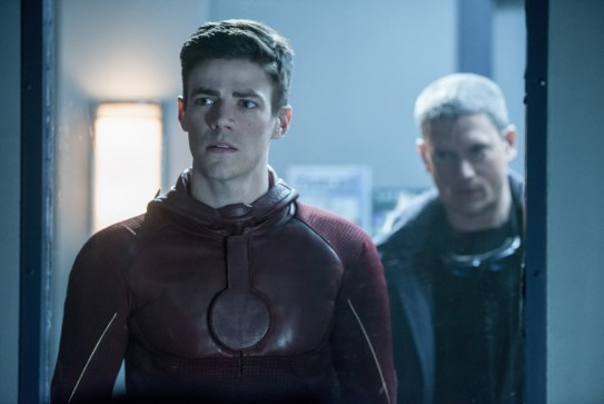 The Flash 3x16-7