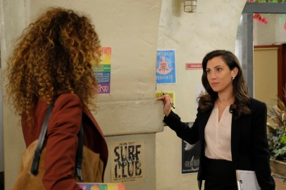 The Fosters 4x15 - ANNIKA MARKS