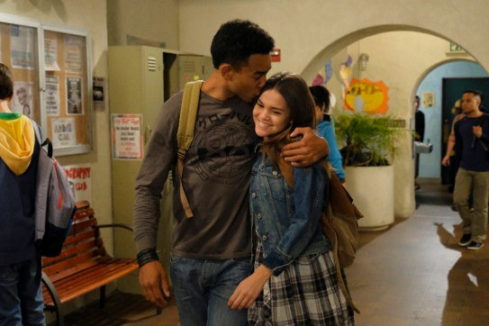 The Fosters 4x15 - TOM WILLIAMSON, MAIA MITCHELL