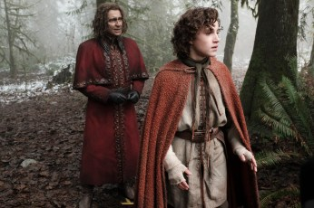 Once Upon A Time 6x13 - ROBERT CARLYLE, BRANDON SPINK