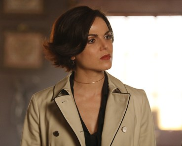 Once Upon A Time 6x19 - LANA PARRILLA