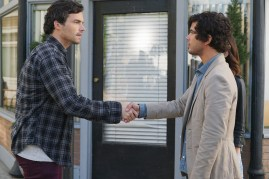 Pretty Little Liars 7x11 - IAN HARDING, SHANE COFFEY