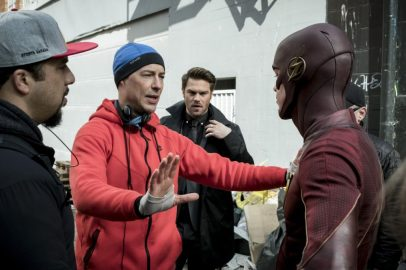 BTS The Flash 3x19-1