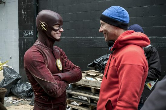 BTS The Flash 3x19-5