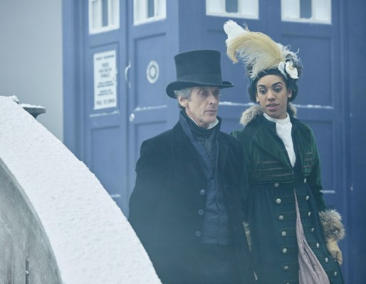 Doctor Who 10x03 - 06