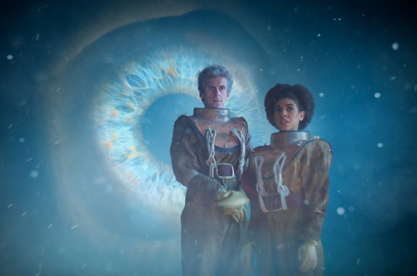 """Doctor Who 10x03 """"Thin Ice"""""""