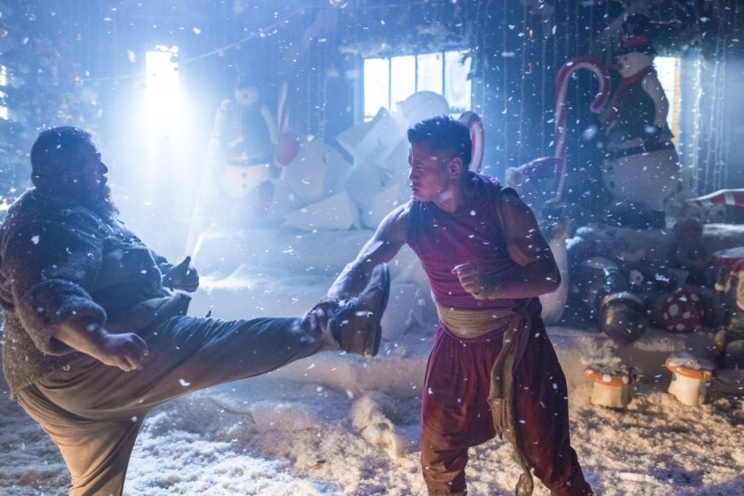 Into the Badlands 2X06 Review