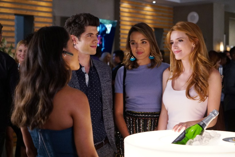 """Famous In Love 1x05 """"Three Amigos"""""""