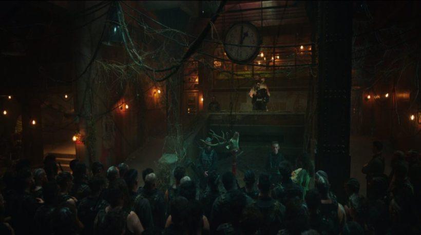 Scene Stealer Marton Csokas Into the Badlands Season 2
