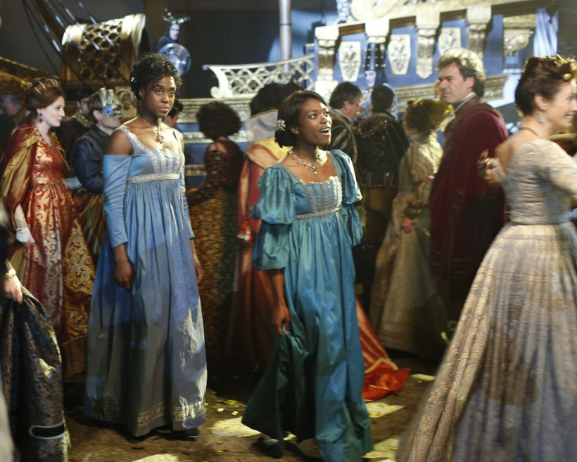 Still Star-Crossed Review Episode 101