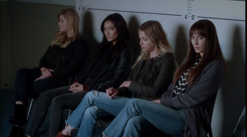 Pretty Little Liars 7x18 - Liars