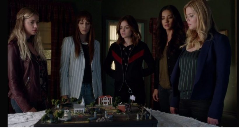 """Pretty Little Liars 7x19 """"Farewell My Lovely"""" Top Moments"""