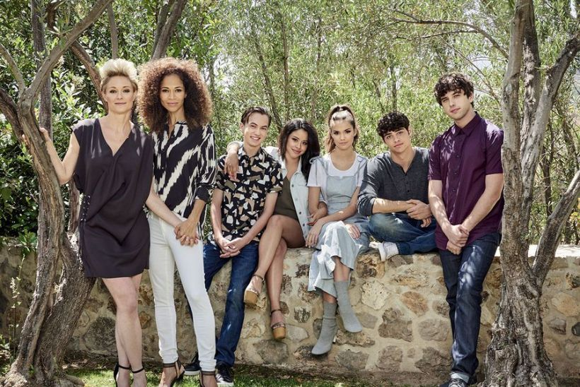 The Fosters 5x01