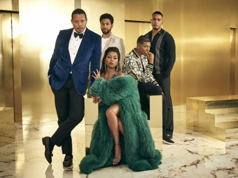 EMPIRE Cast Portraits for Season 4
