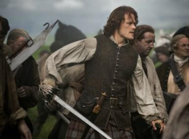Outlander Sam Heughan