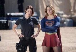Supergirl Recast
