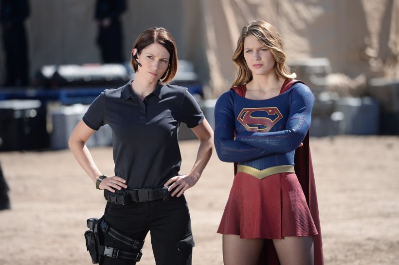 Supergirl Recast Young Danvers Sisters for Season 3